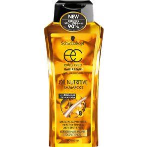 Schwarzkopf Extra Care Shampoo Oil Nutritive 400Ml