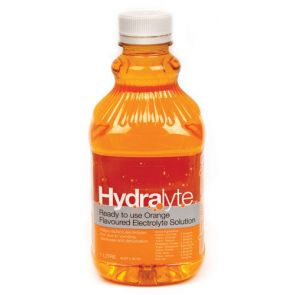 Hydralyte Liquid Orange 1L