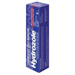 Hydrozole Cream 1% 30g