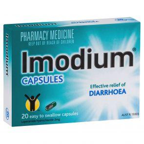 Imodium Capsules 20