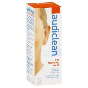 Audiclean Ear Spray 60Ml