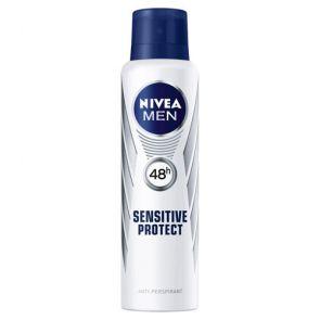 Nivea Men Sensitive Anti-Perspirant Spray 250Ml