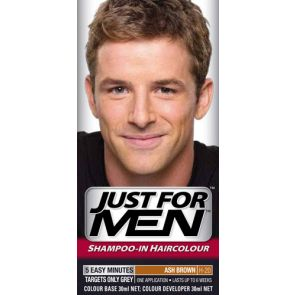 Just For Men Hair Colour Natural Ash Brown