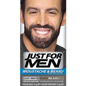Just For Men Beard Colour Natural Black
