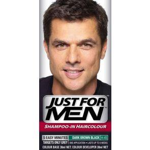 Just For Men Hair Colour Natural Dark Brown/Black