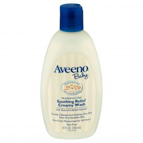 Aveeno Baby Soothing Relief Wash 236Ml