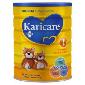 Karicare+ 1 Infant 0-6 Months 900G