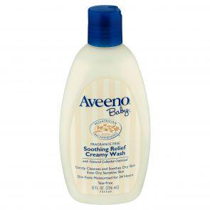 Aveeno Baby Shampoo & Wash Scented 236Ml
