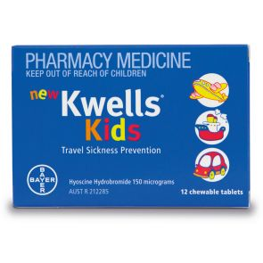 Kwells Adult Tablets 12