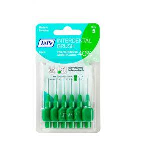 Tepe 0.8Mm Green Interdental Brushes 6