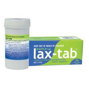 Lax Tablets 50