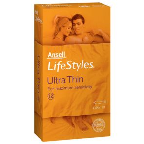 Ansell Lifestyles Ultra Thin 24