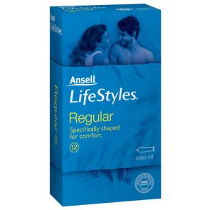 Ansell Lifestyles Regular 12