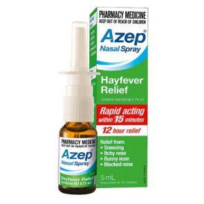 Azep Hayfever Relief Nasal Spray 5mL