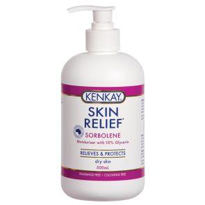 Kenkay Sorbolene & Glycerine Cream Pump 500Ml