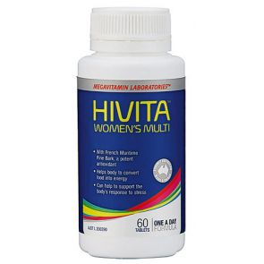 Hivita Womens Multi Tablets 60