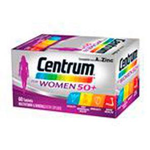 Centrum For Women 50+ Tablets 60