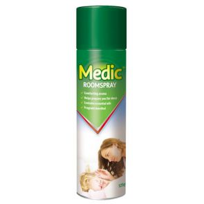 Medic Vapour Room Spray 125G