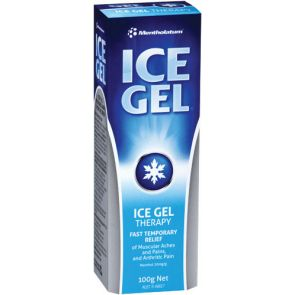 Mentholatum Ice Gel 100G