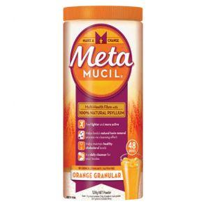 Metamucil Orange Powder 48 Dose 528G