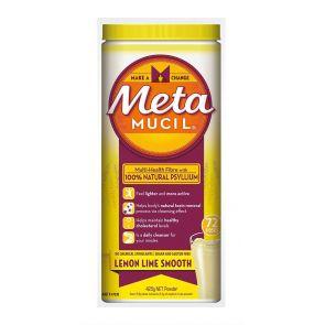 Metamucil Smooth Lemon/Lime 72 Doses 425g