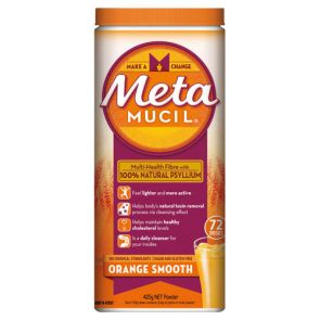 Metamucil Orange 72 Doses 425g