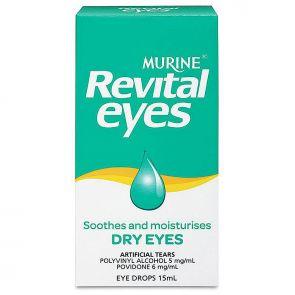 Murine Revital Eyes Drops 15mL
