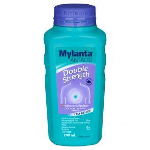 Mylanta Double Strength Liquid 200Ml