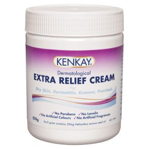 Kenkay Derma Extra Relief Cream 500G