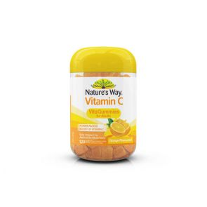 Nature'S Way Vita Gummies Family Vitamin C Gummies 120