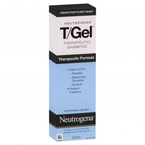 Neutrogena T-Gel Shampoo 200Ml