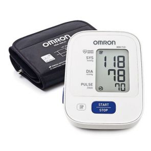 Omron Digital Blood Pressure Monitor Hem7121 Standard