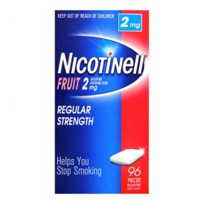 Nicotinell Fruit Chewing Gum  2Mg 96