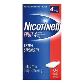 Nicotinell Fruit Chewing Gum  4Mg 96