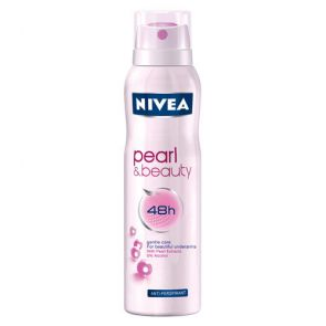 Nivea Pearl & Beauty Anti-Perspirant Spray 150Ml