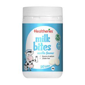 Healtheries Milk Bites Vanilla 50 Bites 190G