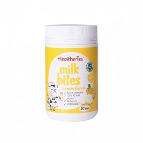 Healtheries Milk Bites Banana 50 Bites 190G
