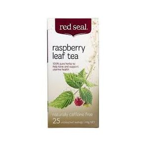Red Seal Raspberry Leaf Tea Bags 25