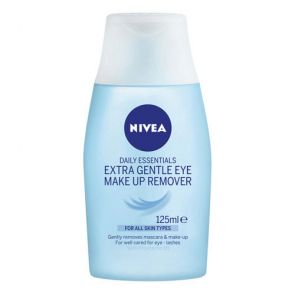 Nivea Visage Eye Make-Up Remover 125Ml