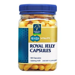 Thompson'S Royal Jelly Capsules 180