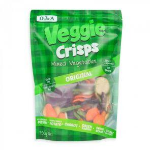 Dj&A Veggie Crisps Original 250G