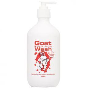 Goat Body Wash With Manuka Honey 500Ml