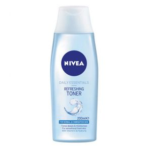 Nivea Visage Refreshing Toner 200Ml
