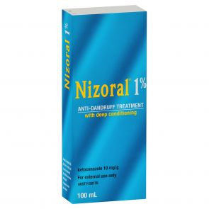 Nizoral Anti-Dandruff Shampoo 1% 100Ml