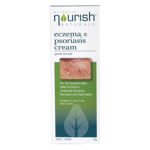 Dermal Therapy Nourish Eczema & Psoriasis Cream 50