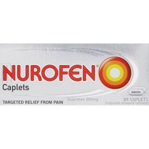 Nurofen Tablets 200Mg 24