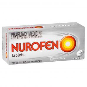 Nurofen Tablets 200Mg 48