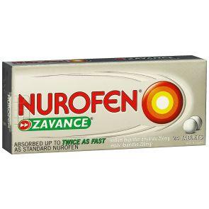 Nurofen Zavance Tablets 24