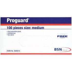 Proguard Examination Gloves Medium 100