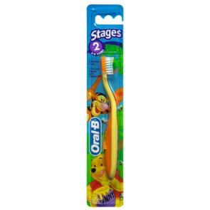 Oral B T/B Stages 2 Winnie The Pooh 2-4 Years